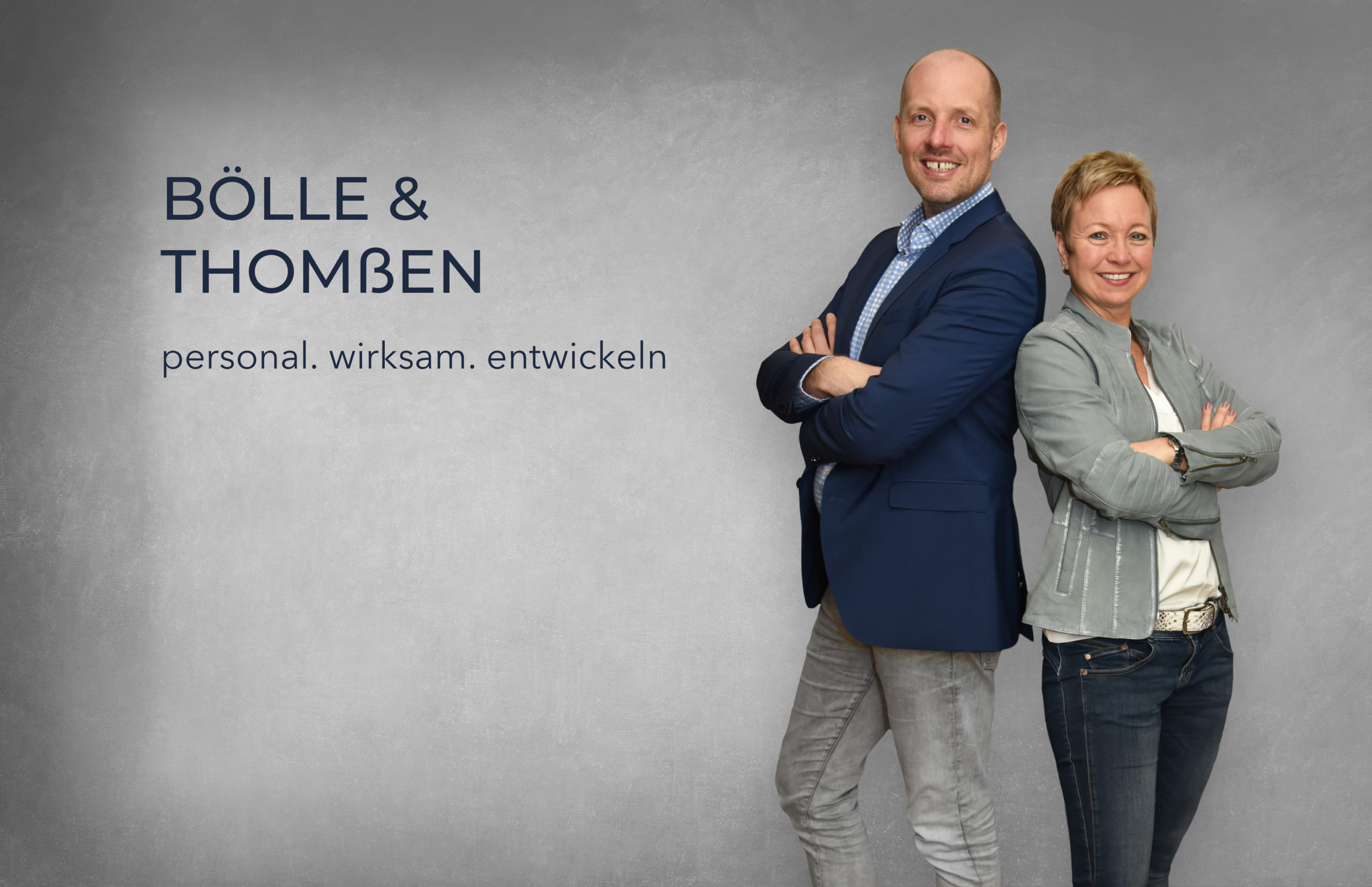 Simone Thomßen, Kai Bölle